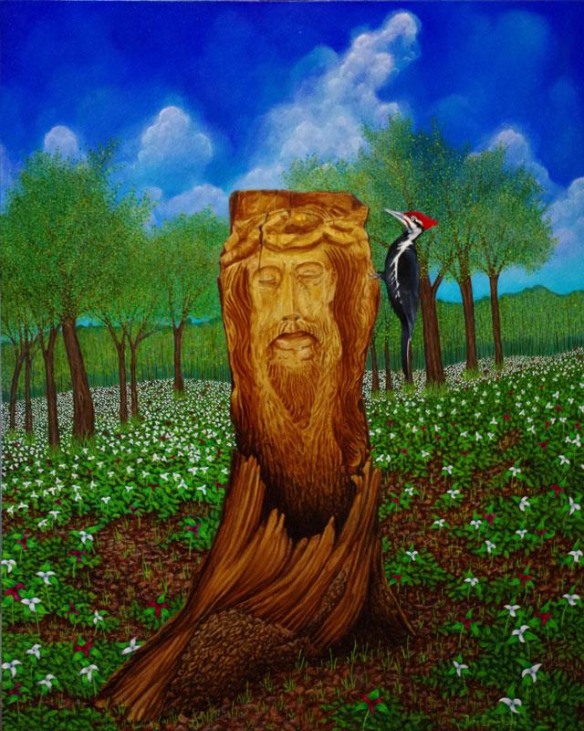 Knocking of Heaven's Door by Bob 'Omar' Tunnoch